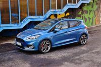 Ford Fiesta ST rozstawia po kątach konkurencję