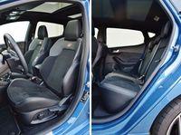 Ford Fiesta ST - fotele