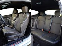 Ford Fiesta ST200 - fotele