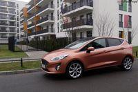 Ford Fiesta Titanium 1.0 EcoBoost 125 KM. Miłość na zabój