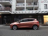Ford Fiesta Titanium 1.0 EcoBoost 125 KM - z boku