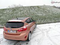 Ford Fiesta Titanium 1.0 EcoBoost 125 KM - z tyłu