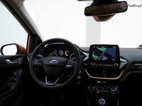 Ford Fiesta Titanium 1.0 EcoBoost 125 KM - wnętrze