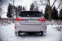 Ford Fiesta Vignale 1.0 100 KM - tył
