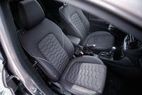 Ford Fiesta Vignale 1.0 100 KM - fotele