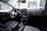 Ford Fiesta Vignale 1.0 100 KM - wnętrze