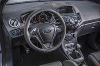 Ford Fiesta ST200 - deska rozdzielcza