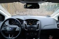 Ford Focus Ecoboost - wnętrze