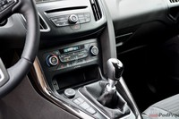 Ford Focus Ecoboost - panel środkowy