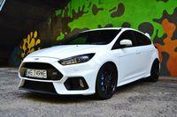 Ford Focus RS - hot hatch z fantazją