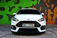 Ford Focus RS - przód