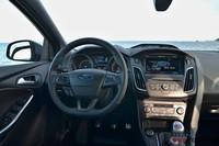 Ford Focus ST - wnętrze