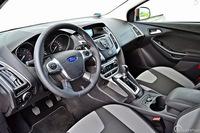 Ford Focus 1.0 EcoBoost Trend - kokpit