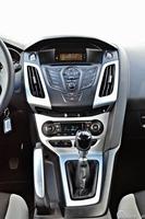 Ford Focus 1.0 EcoBoost Trend - drążek zmiany biegów
