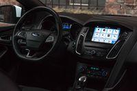 Ford Focus ST-line 1.5 Ecoboost - wnętrze