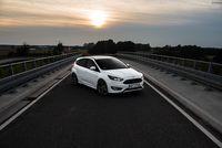 Ford Focus ST-line 1.5 Ecoboost - z przodu