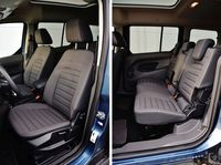 Ford Grand Tourneo Connect 1.5 EcoBlue A8 Titanium - fotele