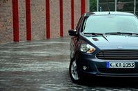 Ford Ka+ - przód