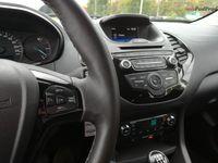 Ford Ka+ - kierownica, deska rozdzielcza