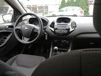 Ford Ka+ - wnętrze