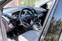 Ford Kuga 2.0 Tdci - wnętrze