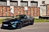 Ford Mustang Bullitt - szybki, głośny i piękny