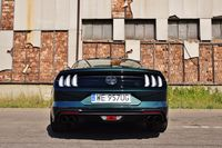 Ford Mustang Bullitt - tył