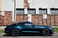 Ford Mustang Bullitt - bok