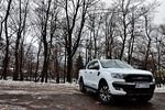 Ford Ranger 3.2 TDCi A6 4x4 Wildtrak