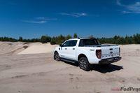Ford Ranger 3.2 Wildtrak - z tyłu