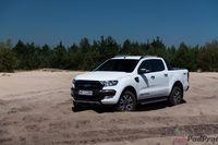Ford Ranger 3.2 Wildtrak - z przodu