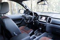 Ford Ranger 3.2 Wildtrak - wnętrze