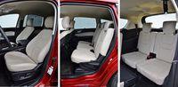 Ford S-MAX 1.5 EcoBoost Titanium - fotele
