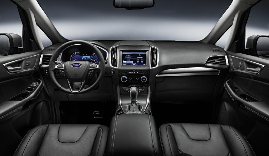 Nowy Ford S-MAX gotowy do debiutu