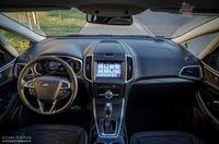 Ford S-max 2.0 TDCi 180 KM AWD Vignale - wnętrze