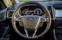 Ford S-max 2.0 TDCi 180 KM AWD Vignale - kierownica