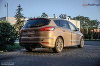 Ford S-max 2.0 TDCi 180 KM AWD Vignale - z tyłu
