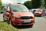 Ford Tourneo Courier w Polsce