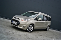 Ford Tourneo Connect 1.6 TDCI - furgonetka czy van?