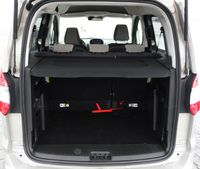 Ford Tourneo Courier 1.6 TDCi Titanium - bagażnik