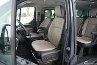 Ford Tourneo Custom 2.2 TDCi Titanium - przednie fotele
