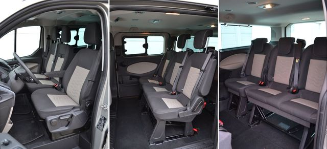 ford tourneo custom 300l 2 2 tdci titanium fotele. Black Bedroom Furniture Sets. Home Design Ideas