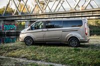 Ford Tourneo Custom - bok