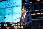 Paweł Tamborski nowym szefem GPW. KNF wyraziła zgodę