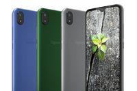 Smartfon Gigaset GS110