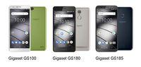 Gigaset GS185, GS180 i GS100