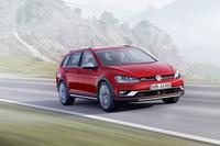 Volkswagen Golf Alltrack debiutuje w Paryżu