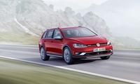 Nowy Volkswagen Golf Alltrack