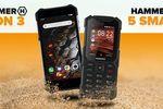 HAMMER 5 Smart z KaiOS i Iron 3 wchodzą na rynek