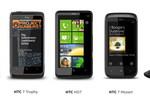 Nowe smartfony HTC z Windows Phone 7